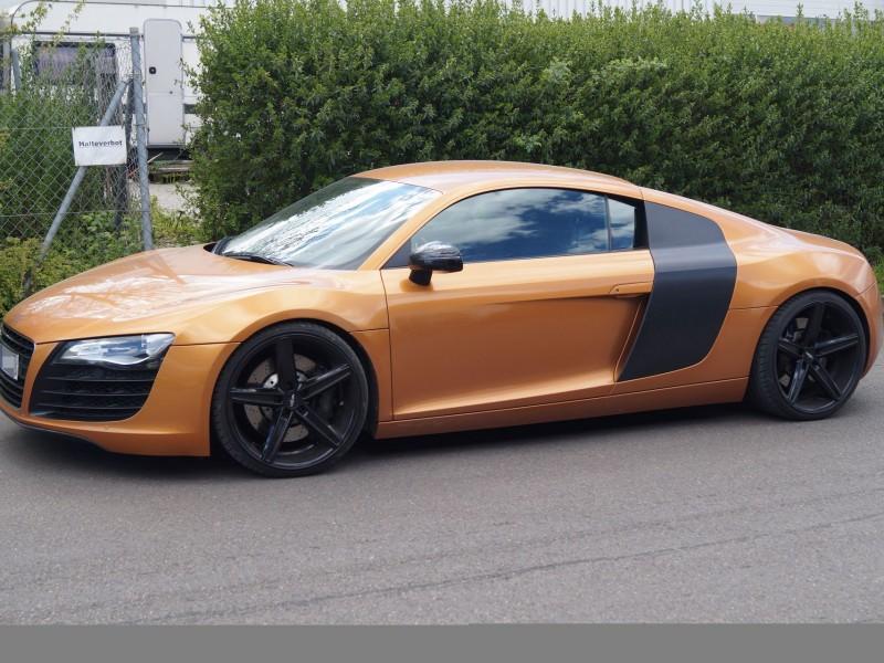 Audi-R8-Folierung-Citrine-Sott-Sticker-Werk-DSC07826