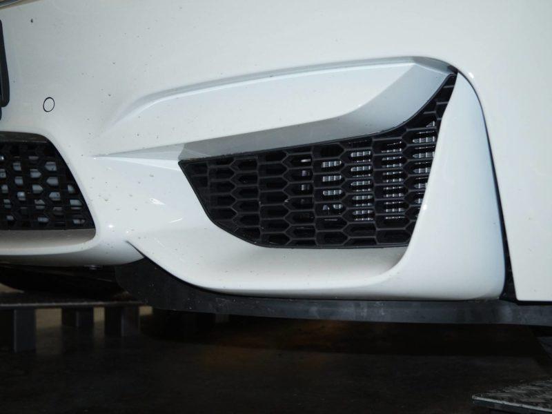 BMW Folierung - Ausschnitt