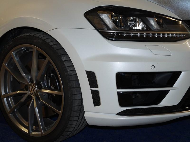 Fahrzeug-Folierung für VW Golf 7 R und Ulm und Pforzheim