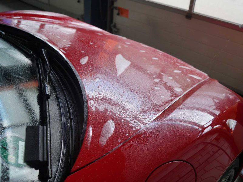 Lackschutzfolierung Porsche Pforzheim